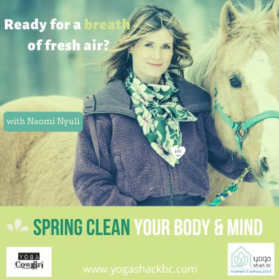 Spring Tune Up Body & Mind
